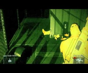 Metal Gear Solid 5 MGS V GZ  Kojima Out Of Rescue Map Glitch Extended Video