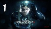 Metal Gear Solid 5 Ground Zeroes Part 1 PS4 Gameplay 1080p HD