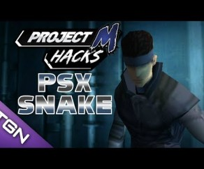Project M: 3.0 – Compatible Hacks – PSX/Classic Solid Snake
