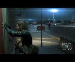 Metal Gear Solid V Ground Zeroes PC Max Settings Part 2 Find Paz